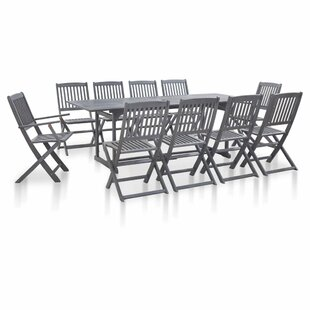 Medine 10 Seater Dining Set By Sol 72 Outdoor