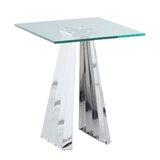 Dominique End Table by Orren Ellis