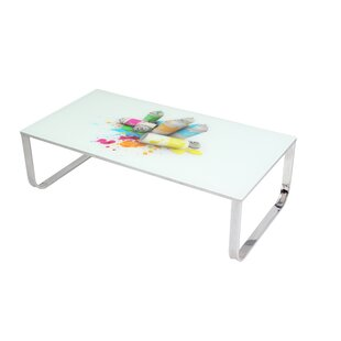 Art Glass Coffee Table