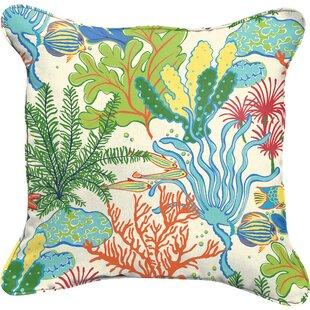 Evadne Indoor/Outdoor Throw Pillow (Set of 2)