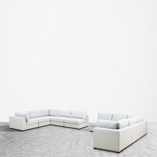 Jaquan Reversible Modular Sectional