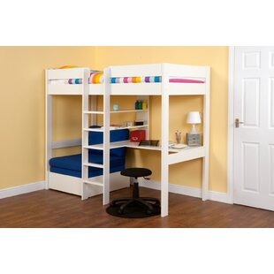Buy Sale Price Kool European Single High Sleeper Loft Bed