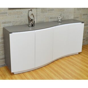 Wenner High Gloss Credenza