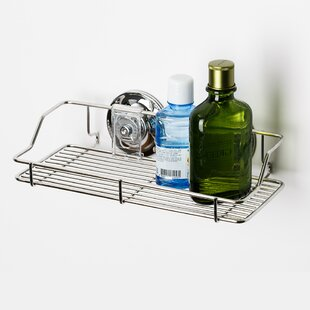 Candl 14cm X 25cm Bathroom Shelf By Spiderloc