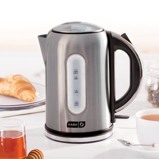 Rapid 1.75 Qt. Stainless Steel Electric Tea Kettle