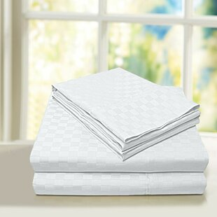 Beverly Hills 600 Thread Count 100% Egyptian-Quality Cotton Quality Sheet Set