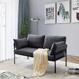 Campbelle 59 Arm Loveseat by Latitude Run®
