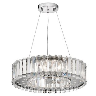 Kichler Crystal 6-Light Ch..