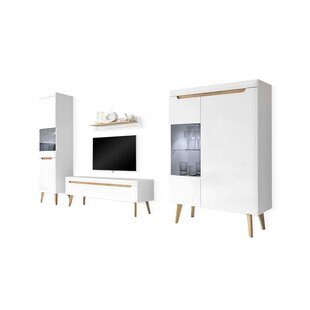 Living Entertainment Unit For TVs Up To 50