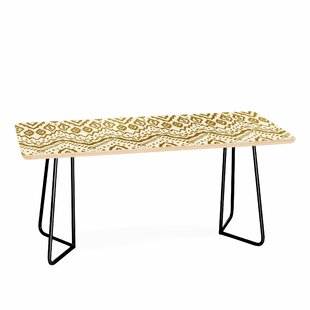 Read Reviews Bohemian Coffee Table by East Urban Home
