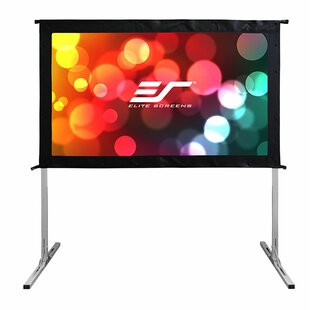 4K Ultra HD Portable Projection Screen by Elite Screens Read Reviews