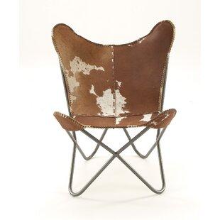 Helfrich Hair Butterfly Chair