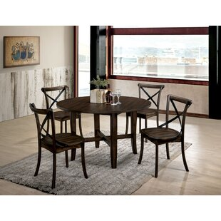 Marston 5 Piece Extendable Dining Set