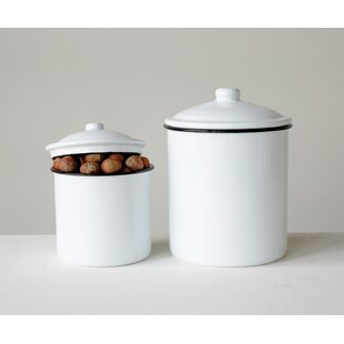 2-Piece Canister Set