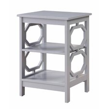 Country Walk End Table by Beachcrest Home