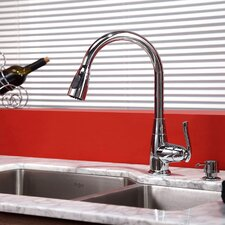 Kitchen Combos 32 X 20 Undermount Kitchen Sink With Faucet And Soap Dispenser