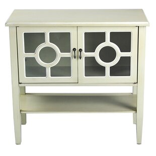 Lisdale Console 2 Door Accent Cabinet by Highland Dunes