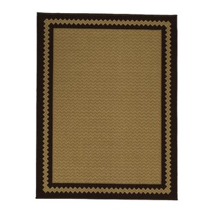 Arline Brown Indoor/Outdoor Area Rug