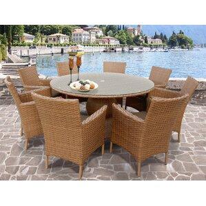 Laguna Patio Dining SetEucalyptus Patio Set   Wayfair. Porch Dining Room Kennebunkport. Home Design Ideas