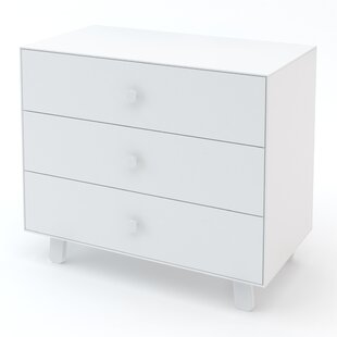 Oeuf Fawn 3 Drawer Dresser Top