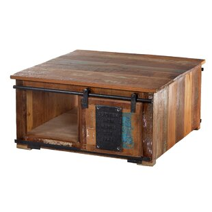 Glennon Coffee Table With Storage By Bloomsbury Market