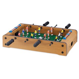 Review Sanuary Foosball Table