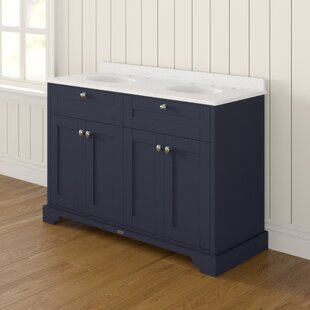 1220mm Free-Standing Double Vanity Unit By Old London