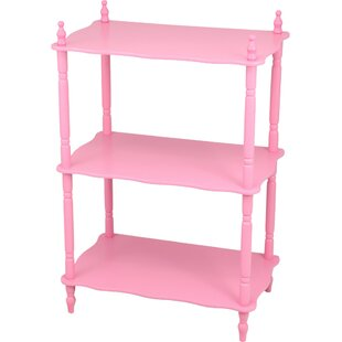 3 Tier 27.75 Bookcase by Mega Home