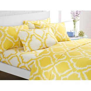 Wallin 6 Piece Sheet Set