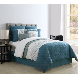 Thistletown 8 Piece Comforter Set