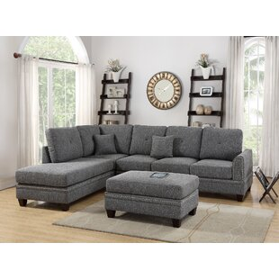 Lieber 3 Piece Living Room Set..