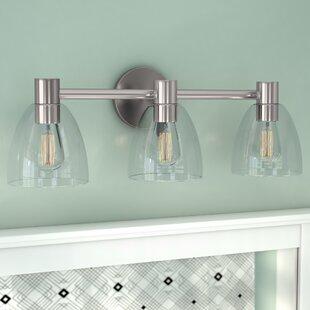 Andover Mills Cyrus 3-Light Vanity Light