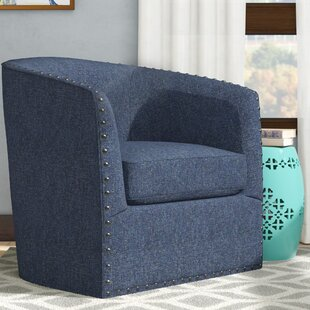 Ada Swivel Barrel Chair by Grovelane Teen