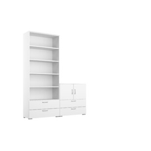 Shuffle Bookcase By Rauch