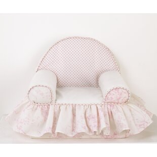 Great choice Herkimer Kids Cotton Foam Chair ByViv + Rae