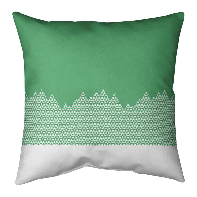 Latitude Run Avicia Mountain Indoor Outdoor Throw Pillow Wayfair