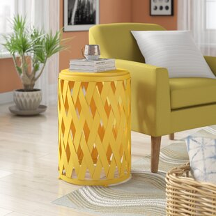 Ramiro Indoor Iron End Table