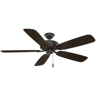 60 Charthouse 5 Blade Outdoor Ceiling Fan By Casablanca Fan Outdoor Lighting