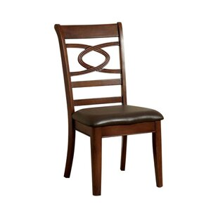 Cong Dining Chair (Set of 2) Red Barrel Studio