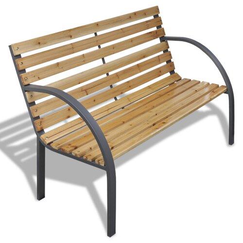 Gartenbank  aus Holz Home Etc | Garten > Gartenmöbel > Gartenbänke | Home Etc