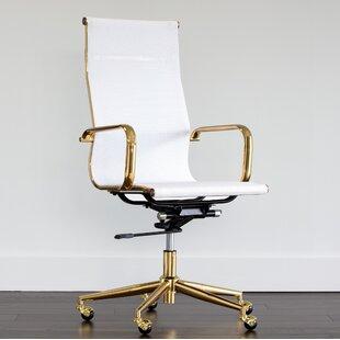 Sunpan Modern Alexis Mesh Conference Chair
