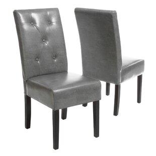 Save  sc 1 st  Wayfair & Gray Tufted Kitchen u0026 Dining Chairs Youu0027ll Love   Wayfair