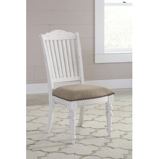 Stegall Upholstered Dining Chair (Set of 2) Gracie Oaks