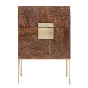 Attleboro 4 Doors Cabinet by Ivy Bronx