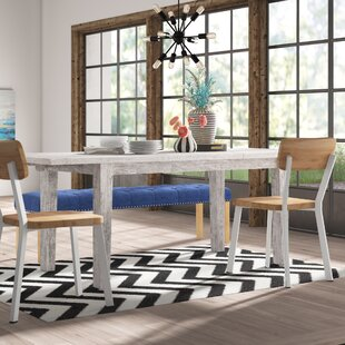 Interlachen Extendable Solid Wood Dining Table By Beachcrest Home