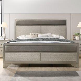 Yates Panel Bed