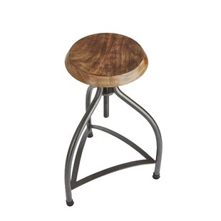 Industville Black Seat Bar Stools