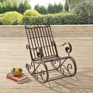 Roxie Rocking Chair By Sol 72 Outdoor