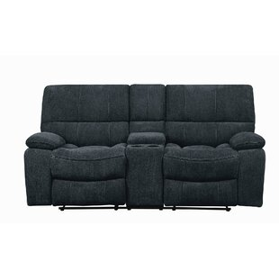 Nickols Reclining Loveseat by Red Barrel Studio