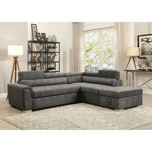 Twana Sleeper Sectional with Ottoman